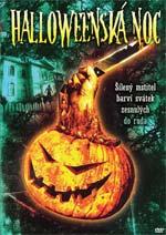 Halloweenská noc -DVD slim