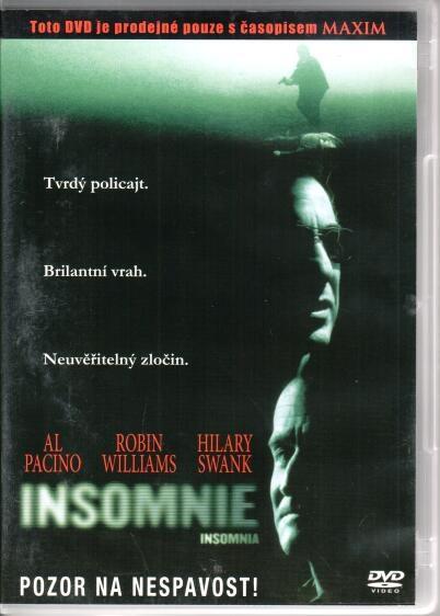 Insomnie ( plast ) - DVD