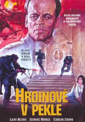 Hrdinové v pekle - plast - DVD