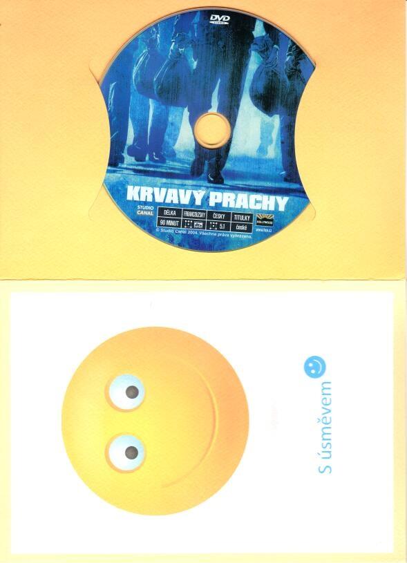 Krvavý prachy - dárkový obal - DVD