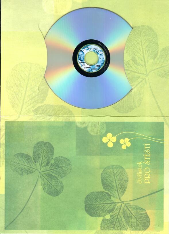 Plnou parou vzad! + Zlaté DVD 2004 - Dárkový obal