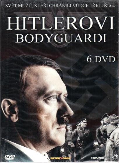 Hitlerovi bodyguardi - kolekce 6x DVD - Digipack