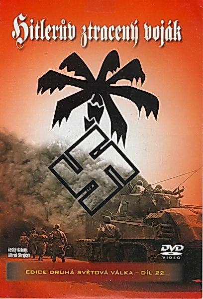 Hitlerův ztracený voják - DVD