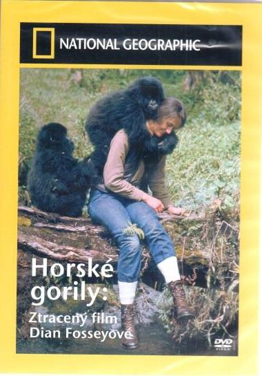 Horské gorily: Ztracený film Dian Fosseyové