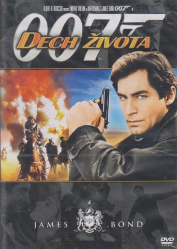 James Bond - Dech života - DVD