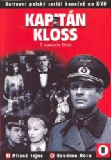 Kapitán Closs 2 - DVD
