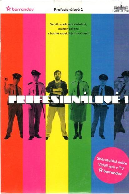 PROFESIONÁLOVÉ 1 - DVD pošetka