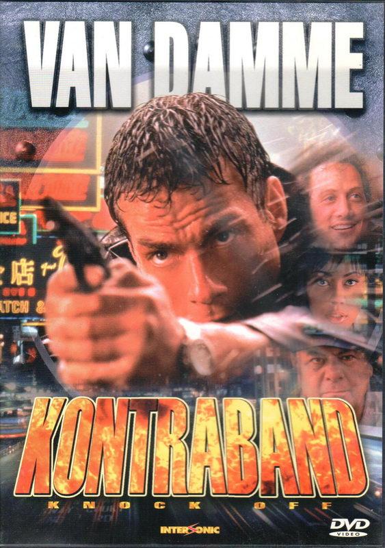 Kontraband - J.C. Van Damme (slim.) - DVD