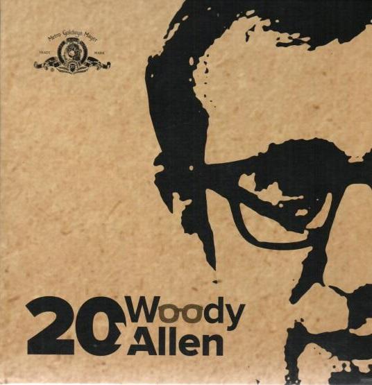 Woody Allen kolekce (20 DVD) - JEDINÝ KUS