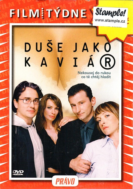 Duše jako kaviára - ( pošetka) DVD