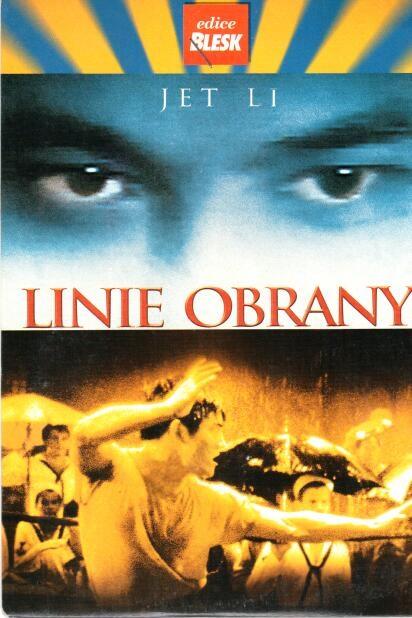 Linie obrany - pošetka - DVD
