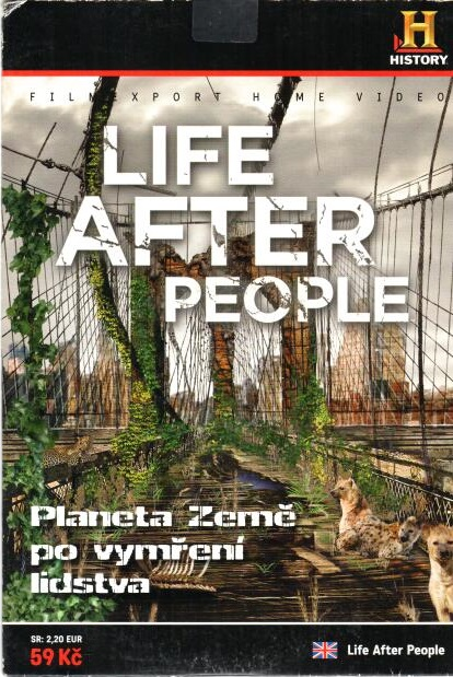 Life after people - DVD