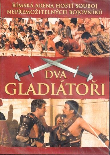 Dva gladiátoři - (plast) DVD