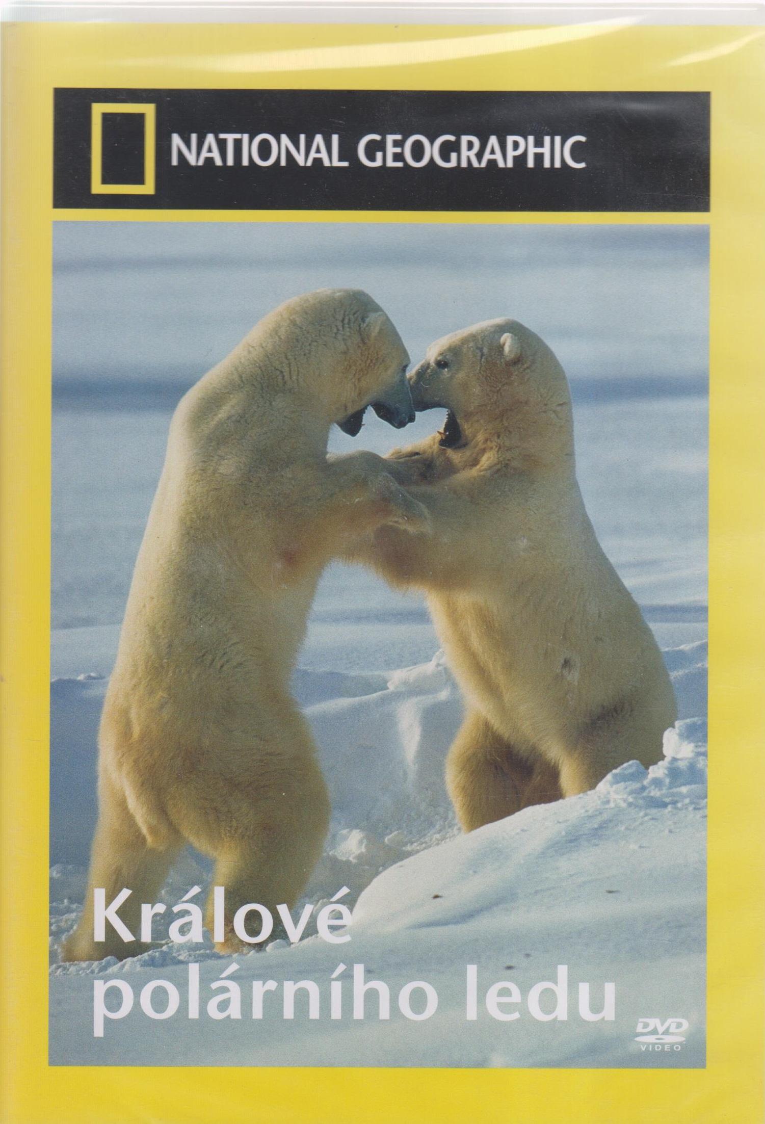 Králové polárního ledu- National geographic - DVD