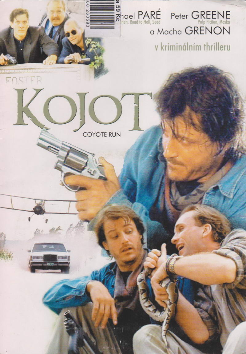 Kojot - DVD pošetka