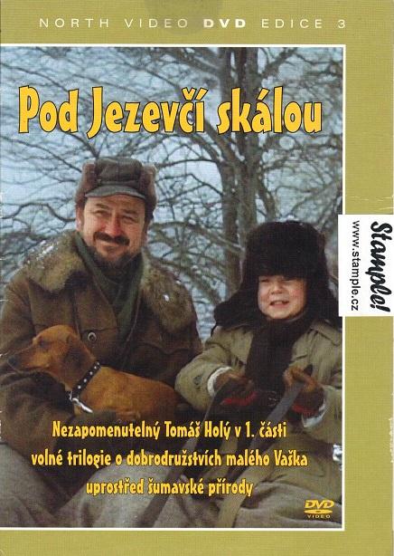 Pod jezevčí skálou (Papírový obal) - DVD