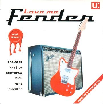 Love me fender CD