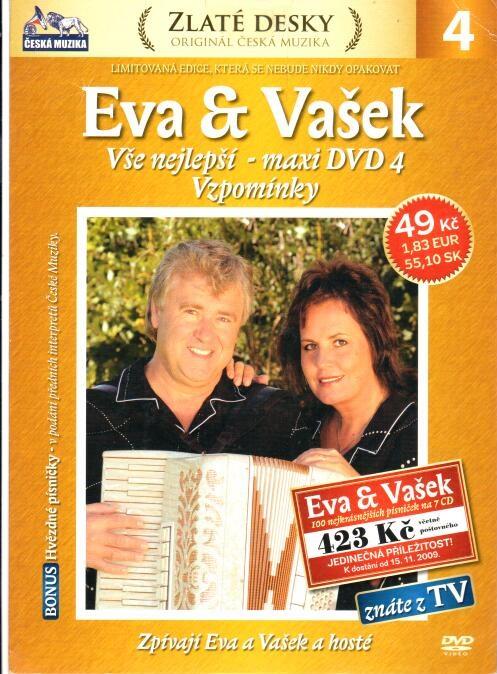 Eva a Vašek - Vše nejlepší 4 (Vzpomínky)