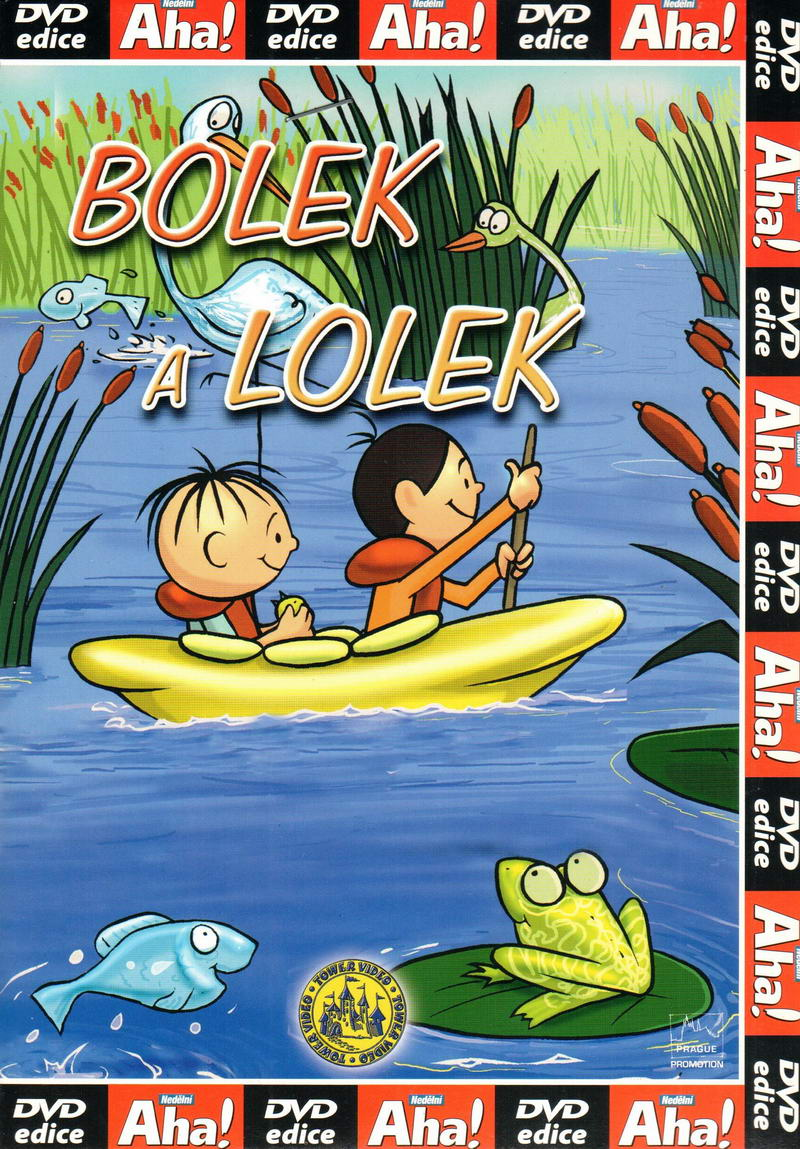 Bolek a Lolek - DVD