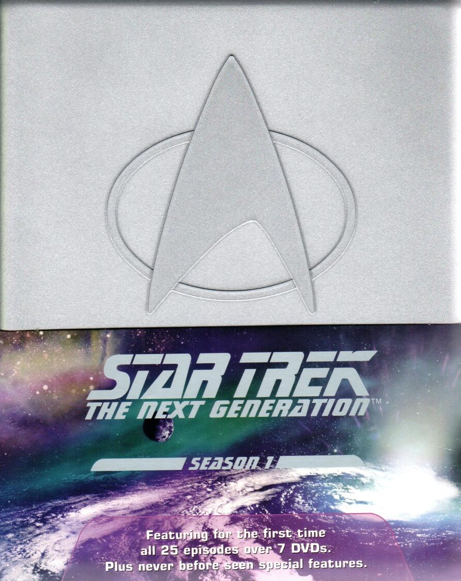 Star Trek: The Next Generation - Season 1 (není v CZ) - DVD