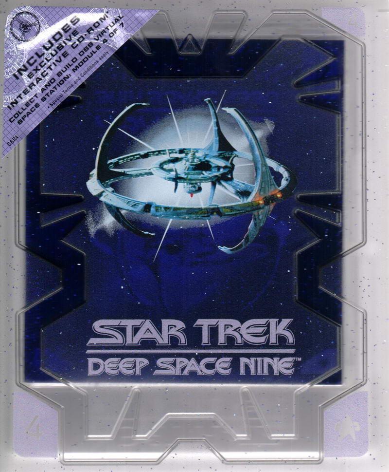 Star Trek: Deep Space Nine - Season 4 (není v CZ) - DVD
