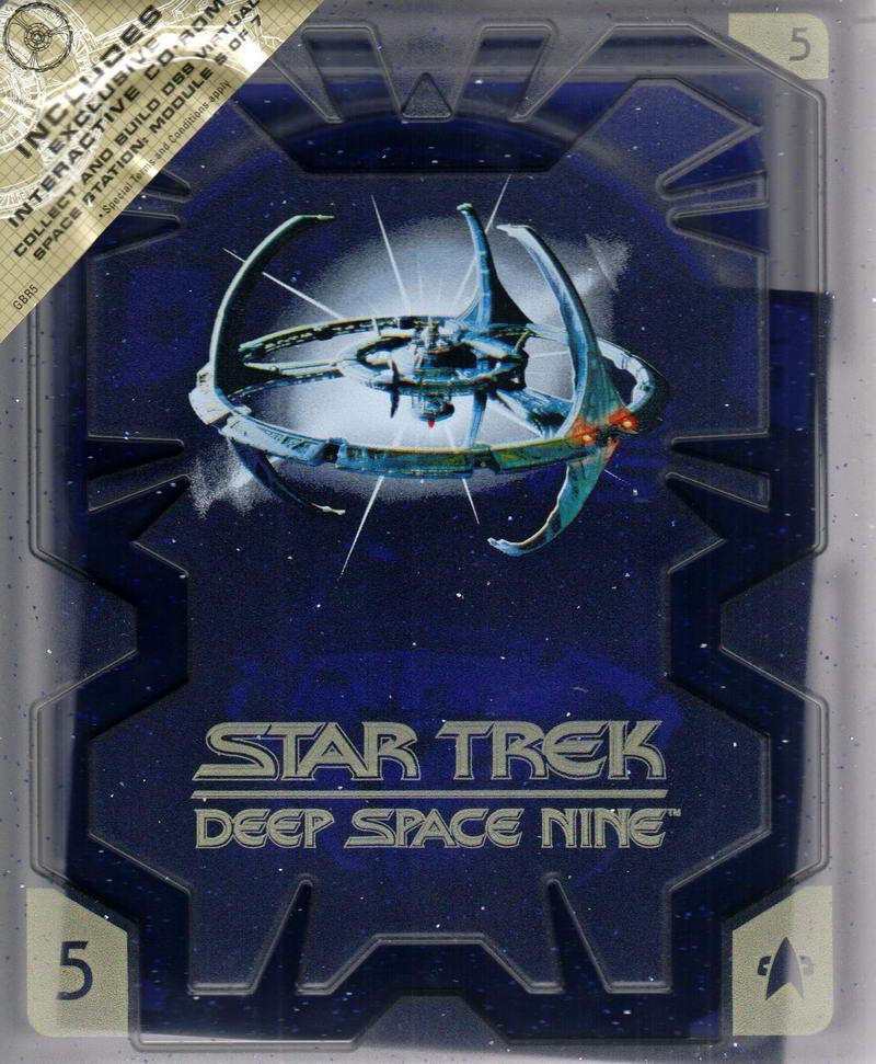 Star Trek: Deep Space Nine - Season 5 (není v CZ) - DVD