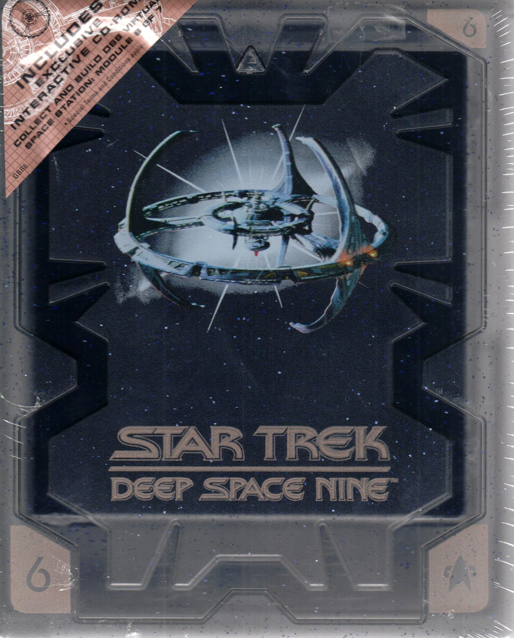 Star Trek: Deep Space Nine - Season 6 (není v CZ) - DVD