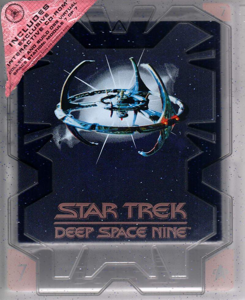 Star Trek: Deep Space Nine - Season 7 (není v CZ) - DVD