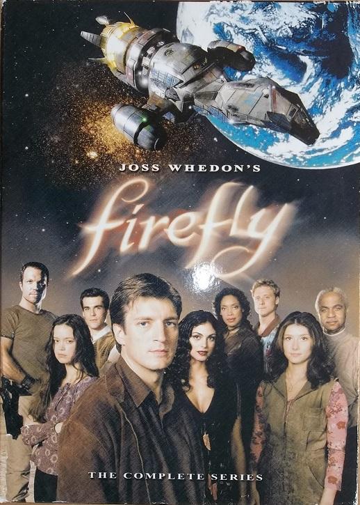 Firefly kompletní série AJ