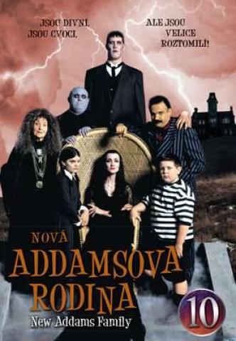 Nová Addamsova rodina 10 - DVD