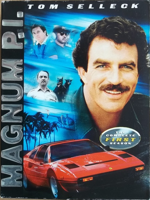 Magnum P.I. The complete first season AJ