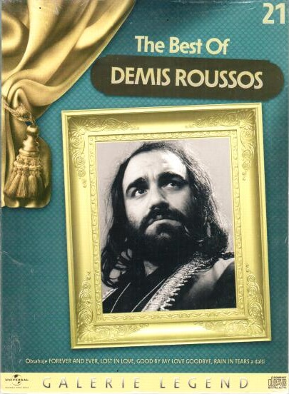The Best of DEMIS ROUSSOS - CD