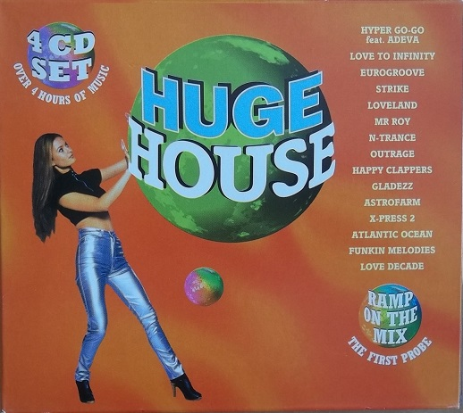 Huge House 4CD