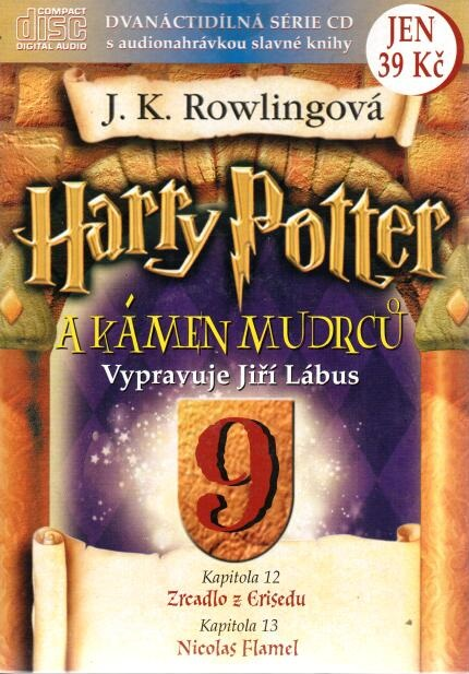 Harry Potter a Kámen mudrců 9.
