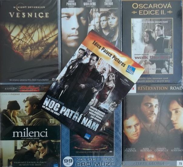 Kolekce J.Phoenix - DVD