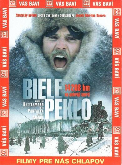 Bílé peklo (pošetka) DVD
