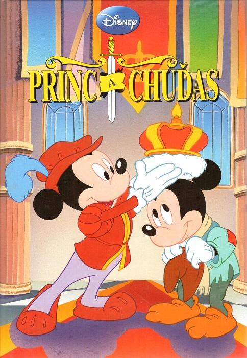 Princ a chuďas - Disney