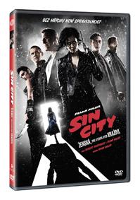 Sin City: Ženská, pro kterou bych vraždil ( plast ) DVD