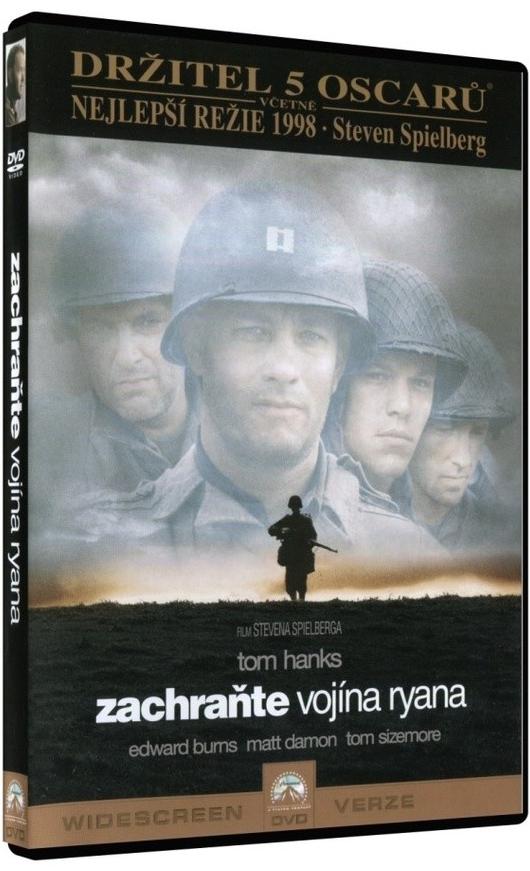 Zachraňte vojína Ryana (dab.) DVD