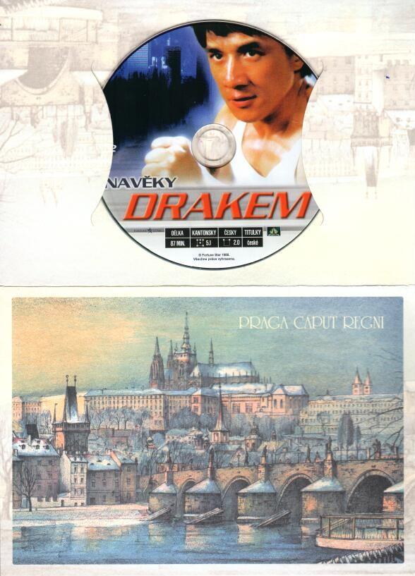 Navěky Drakem - dárkový obal - DVD