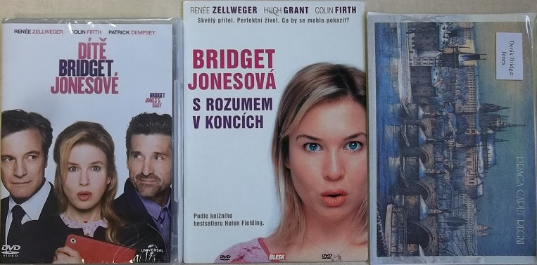 Kolekce Bridget Jones 3DVD