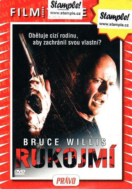 Rukojmí ( papírový obal ) DVD