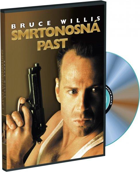 Smrtonosná past DVD