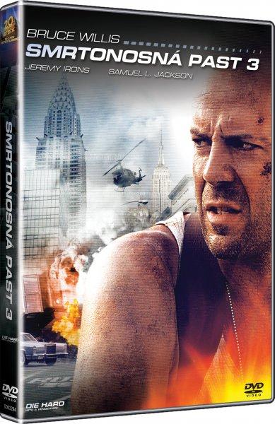 Smrtonosná past 3 DVD