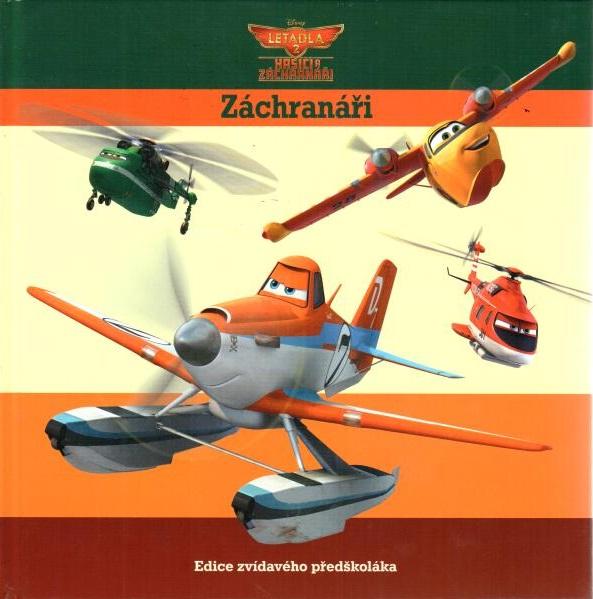 Letadla 2 -  Záchranáři
