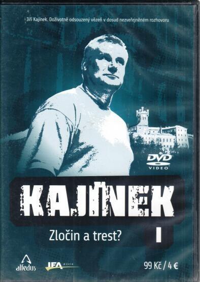 Kajínek 1: Zločina a trest? - DVD