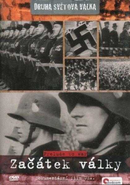 Druhá světová válka - Začátek války - DVD