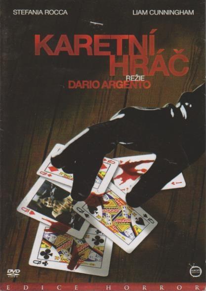 Karetní hráč - DVD