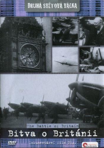 Druhá světová válka - Bitava o Británii - DVD