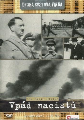 Druhá světová válka - Vpád nacistů - DVD